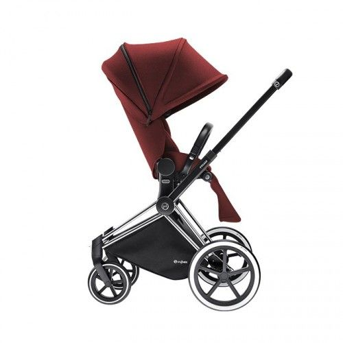PRIAM klapvogn med lækkert Lux sæde fra Cybex. Den findes i virkelig mange flotte farver. Køb online på Filur.dk.  #priam #kørmedstil #klapvogn