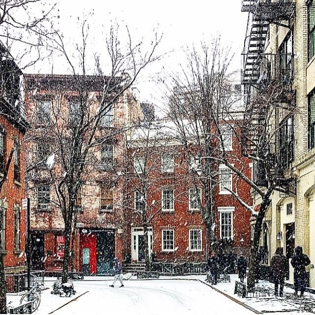 Commerce Street Nyc By Anders Ohrman Commerce Street New York Pictures Ny Visit