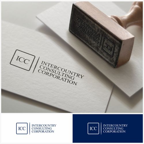 "ICC - Name is ""Intercountry Consulting Corporation"" - Logo Design for Retail Consulting Firm"