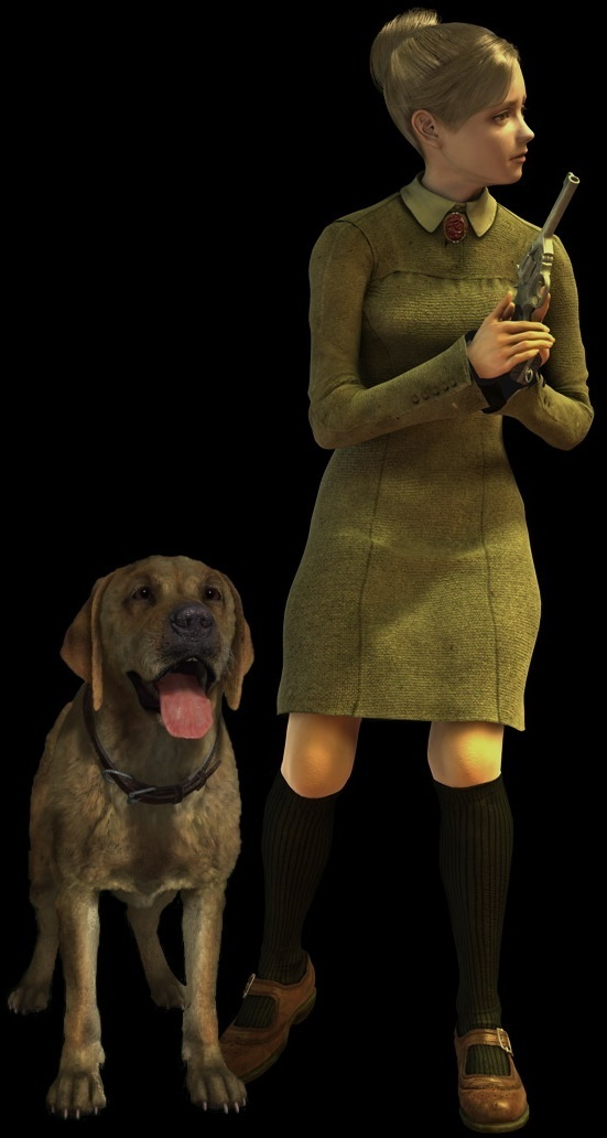 Rule of Rose - Brown and Jennifer