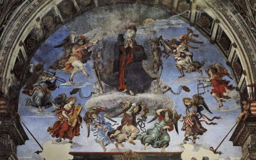 Filippino Lippi The Assumption of the Virgin