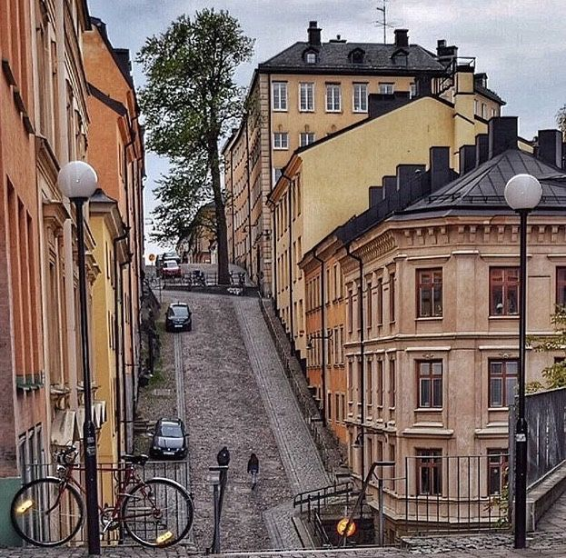 "lauraashleyblog: "" #stockholm #sweden (at Under Kastanjen) """
