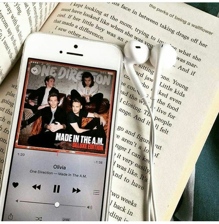 Although olivia is not my fav one bt i love almost all the songs from the album MADE IN THE AM #♡1D♡