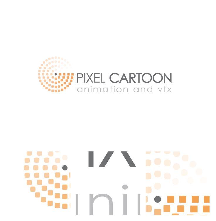 PIXEL CARTOON ANIMATION AND VFX - agency logo  http://www.behance.net/gallery/LOGOS-VOLUME-01/10734519
