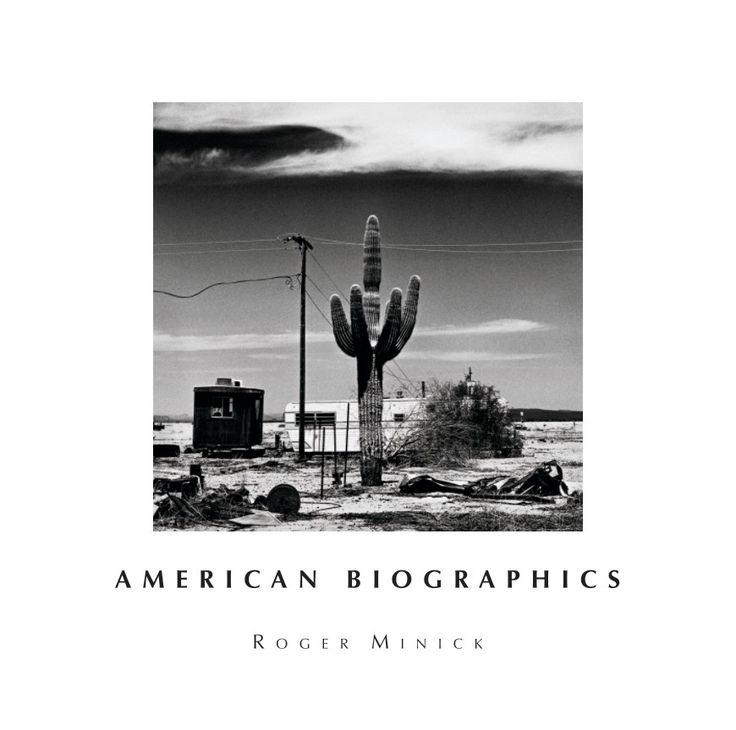 Eksempel på fotobog: AMERICAN BIOGRAPHICS by Roger Minick