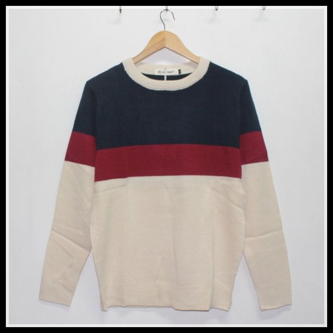 Free shipping Brief preppy style candy color colorant match fashionable casual seiko o-neck pullover sweater male US $33.58