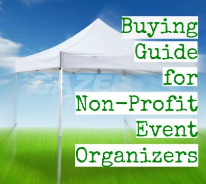 Make your fundraising or social work successful by investing in an excellent gazebo that you can use for your events! Allow us to help you choose the best here: http://www.gazebosaustralia.com.au/gazebo-buying-guide-for-non-profit-event-organizers/