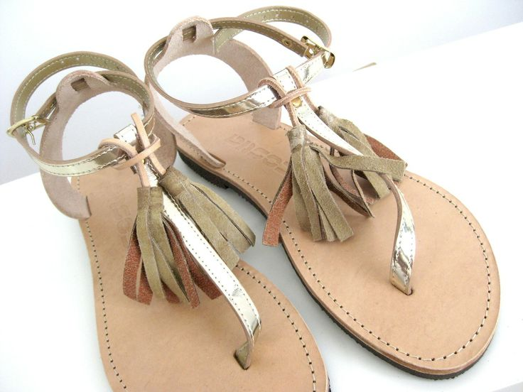 In my shop - woman´s sandal goldie