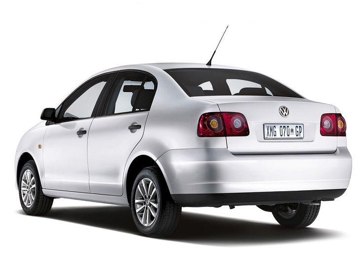 Volkswagen Polo Vivo Sedan (2010).