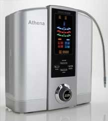 IonWays Athena Water Ionizer $2195  One of the Superior Technology Water Filter System.  Dual Filtration for cleaner water - including The BioStone Filtration System.  Comes with Limited LIFE Time Warranty plus  60 day money back guarantee!