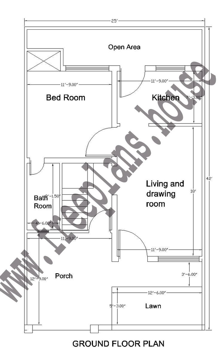 76 best images about plans on pinterest house plans 2nd for 25x40 house plan