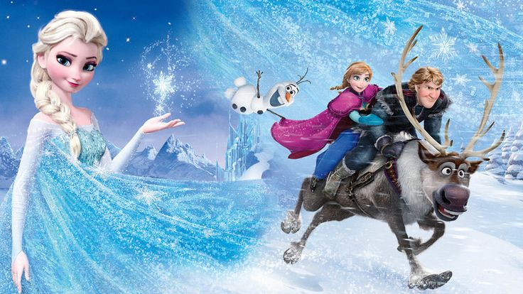 Watch Frozen (2013) Full Movie for Free