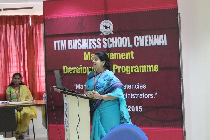 ITM organized workshop on Management Development Programme for senior professors | A2Z Media | Tamil Nadu News | India News | Asia News | World News