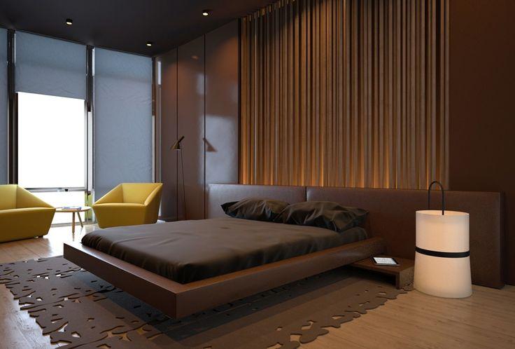 Фото — Citrus accent — Interior design