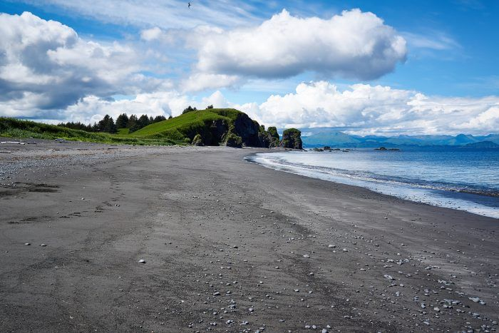 1/5 of the way there! I have some exploring to do. 15 Little Known Beaches In Alaska That'll Make Your Summer Unforgettable
