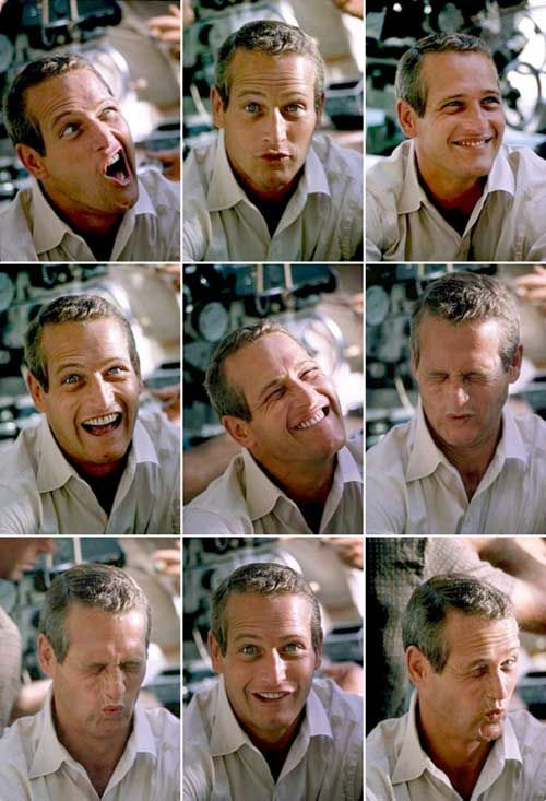 PAUL NEWMAN from ThisIsNotPorn.net - Rare and beautiful celebrity photos