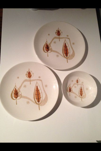 dinner plates nz surf. lot of vintage mid century royal china autumn haze 2 dinner plates and 1 bowl nz surf