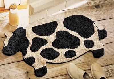 cow kitchen decor | Cow kitchen