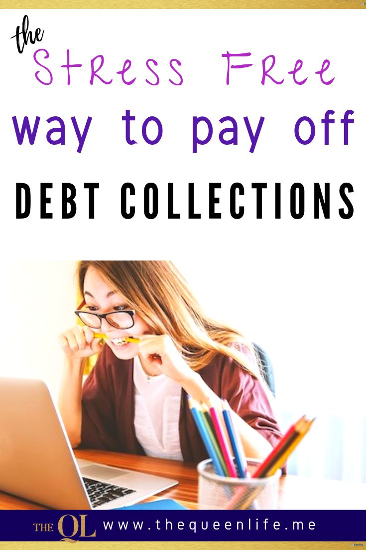 How to Pay Off Debt Collections