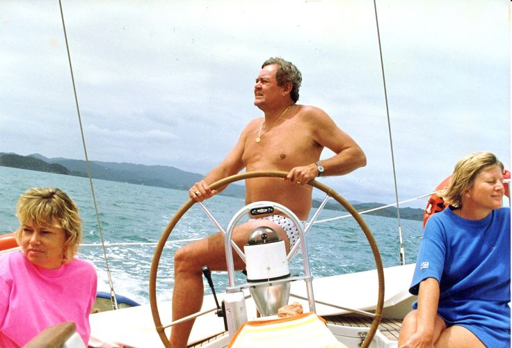 Summer sailing in Auckland's Hauraki Gulf