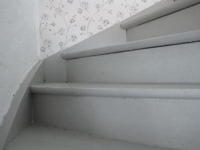 Ljuva Lantliv: Vår gamla trappa...