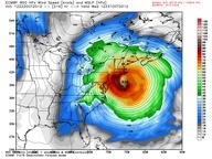 Grim Storm Scenarios Loom for Mid-Atlantic, Northeast - Tropical Storm Sandy is expected to intensify to hurricane strength as it moves toward Jamaica, eastern Cuba, Haiti and the Bahamas by Wednesday and Thursday. But it's what could happen after that that has some weather forecasters pondering some rather bizarre scenarios — think if a hurricane and nor'easter mated,