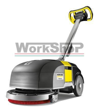 Lavasciuga pavimenti BD 30/4 C Karcher Professionale