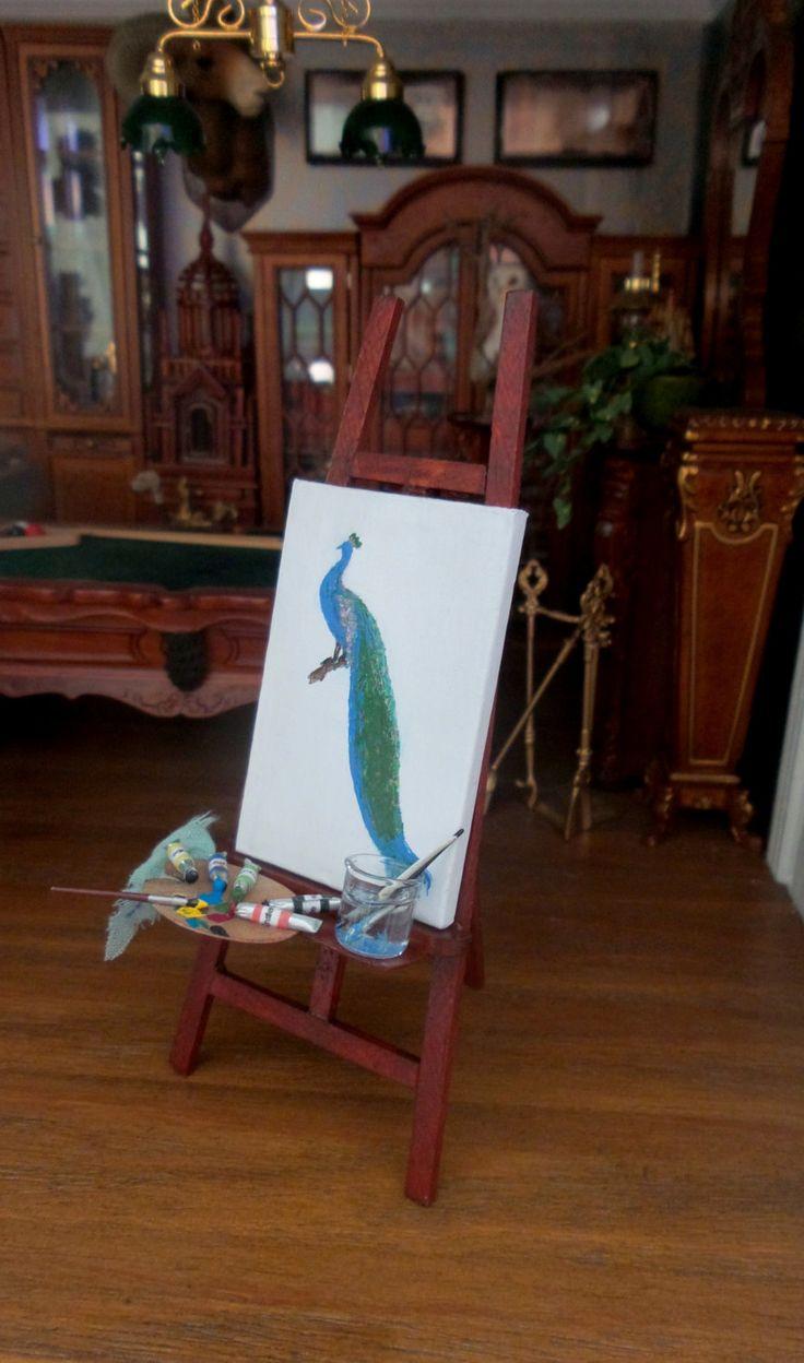 Les 25 meilleures id es concernant chevalet peinture sur pinterest chevalet de table chevalet Mini chevalet de table