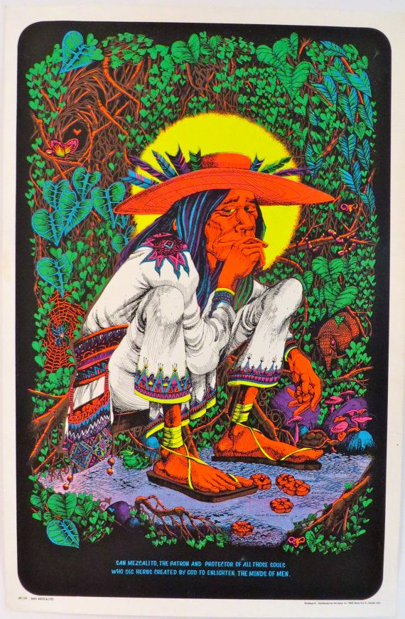 104 best images about VINTAGE BLACKLIGHT POSTERS on ...