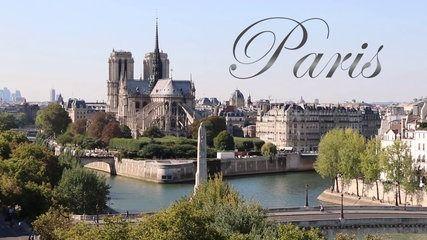 Visiter Paris en 6 minutes