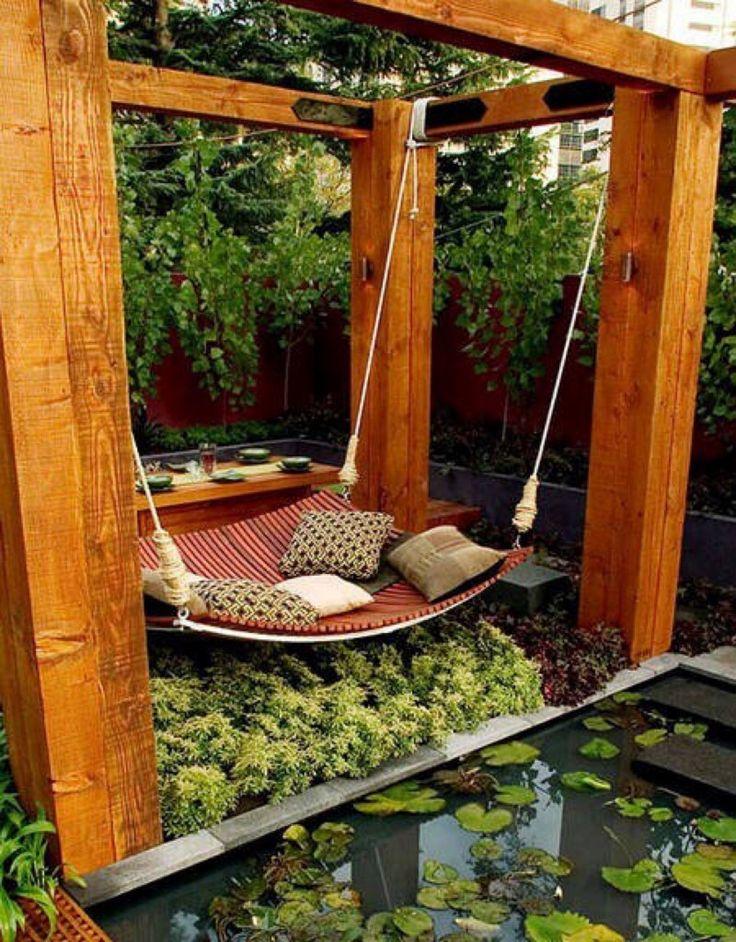 Die 25+ Besten Ideen Zu Asian Outdoor Furniture Auf Pinterest ... Wirkungsvolle Feuerstelle Poolbereich