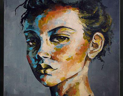 "Karolina Masiewicz Check out new work on my @Behance portfolio: """"Nymph"""" http://be.net/gallery/53005955/Nymph"