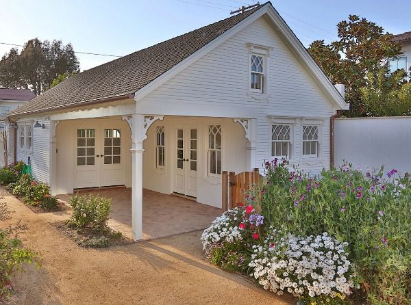 a new napa style farmhouse in california - Napa Styles