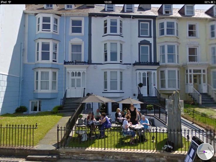 Gwesty Cymru, Aberystwyth