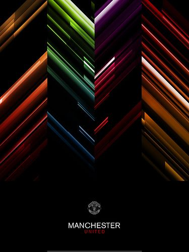 Manchester United by James Whíte, via Flickr