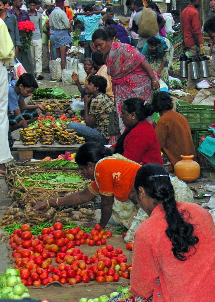 City Market, Bangalore