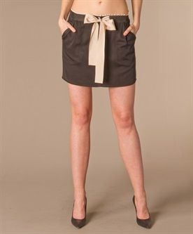 Armani Jeans Strik Rok - Zwart