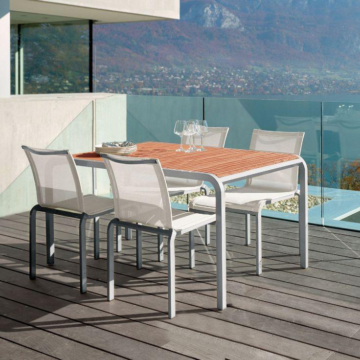 Design Gartenmöbel von EgoParis   leichtes Aluminium ...