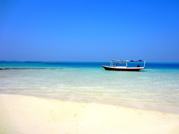 Pulau Air Kecil, Kepulauan Seribu, Jakarta, Indonesia