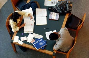 Sınav dönemi yoğun başladı