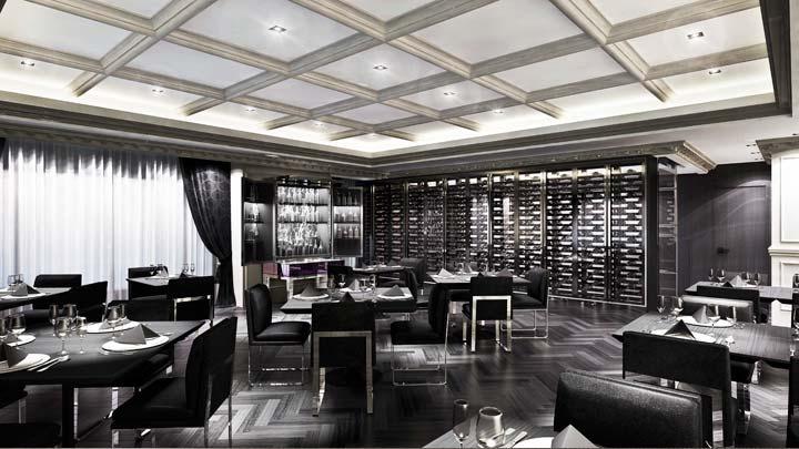 Restaurants at Trump Toronto hotel