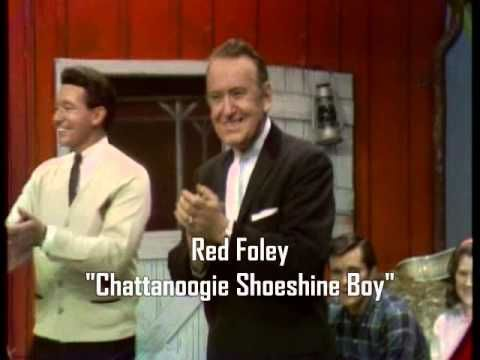 Red Foley ~ Chattanoogie Shoeshine Boy