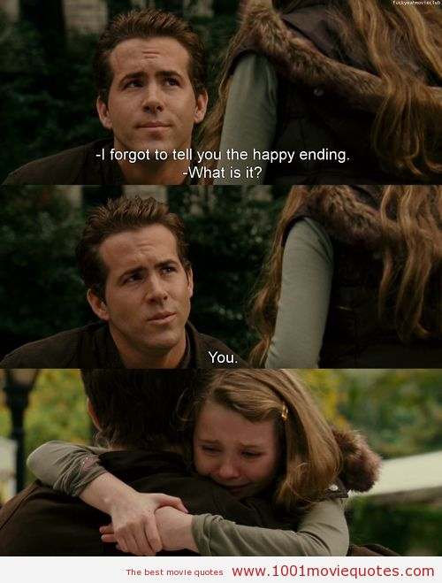 Definitely, Maybe (2008) - movie quote