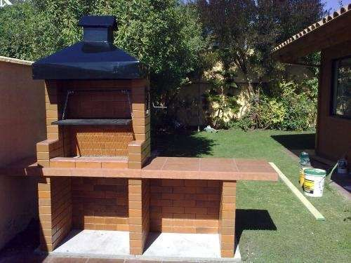 25 beste idee n over parrilla para asado op pinterest for Jardin de invierno con parrilla