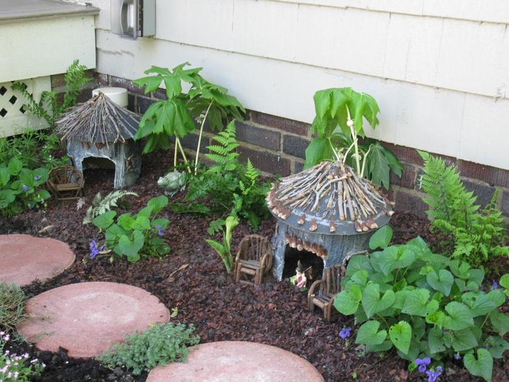 Secret Garden: 94 Best Images About Fairy/Star Wars Garden On Pinterest