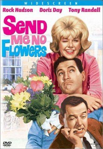 Rock Hudson & Doris Day & Norman Jewison-Send Me No Flowers