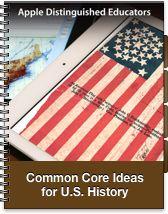 Common Core Ideas for U.S. History