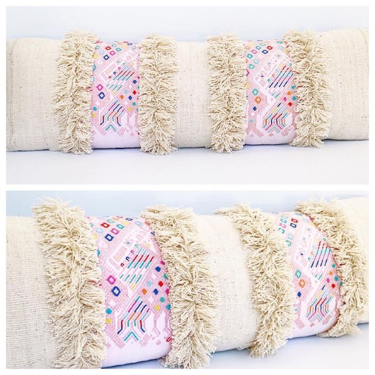 Diy Boho Throw Pillows : 17 Best images about CUSHIONS / PILLOWS / COJINES / COUSSINS on Pinterest Cushion covers ...