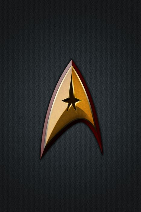 Star Trek: The Original Series Logo.
