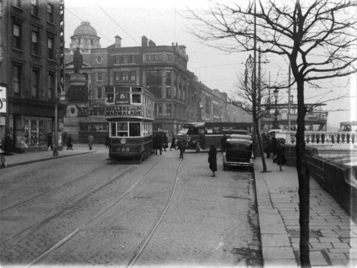 Bachelors Walk in 1938